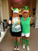 A couple of our St.Paddy's Elves