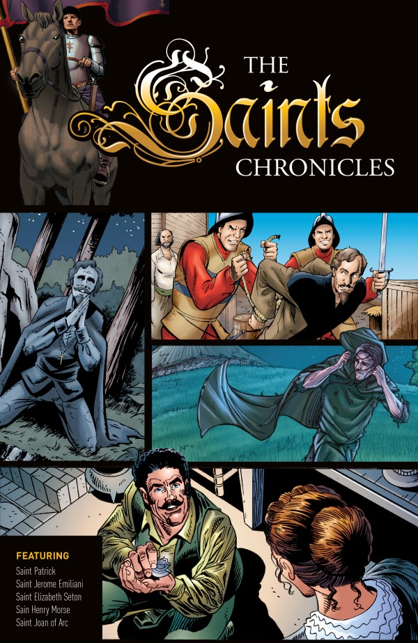 The Saints Chronicles Collection 1 book cover