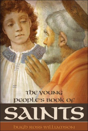 The Young People's Book of Saints book cover
