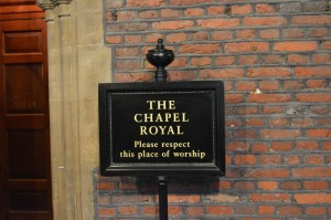 chapel royal