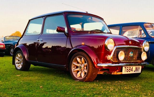 1999 Mini 40 LE