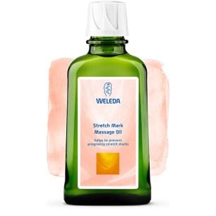 Stretch Mark Massage Oil Weleda