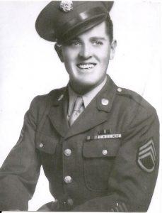 Photo of SSG John D. Barker