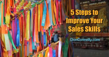 5 Steps to Improve Your Sales Skills