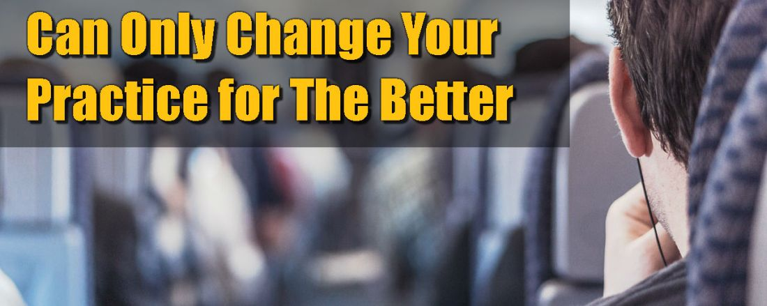 Approaching Strangers Can Only Change Your Practice for The Better