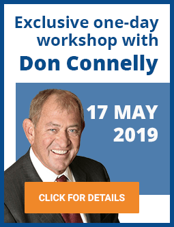 Full-day workshop with Don Connelly - May 17