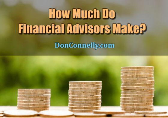 How Much Do Financial Advisors Make