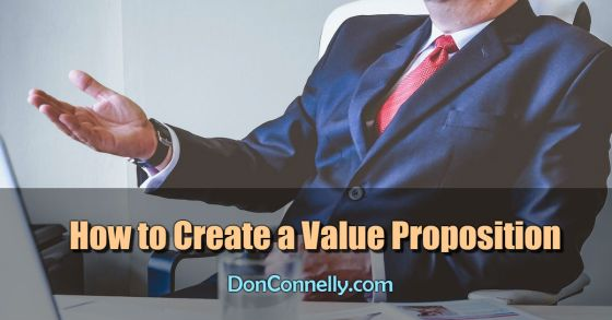 How to Create a Value Proposition