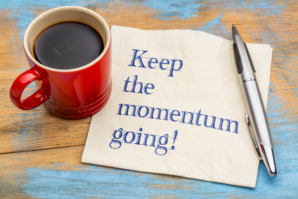 Maintaining Momentum in 2018 - Webinar Replay with Don Connelly