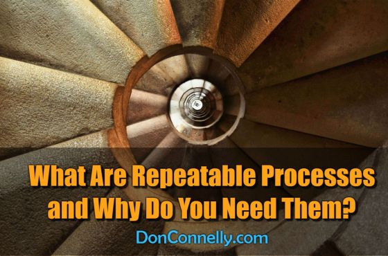 What Are Repeatable Processes and Why Do You Need Them?