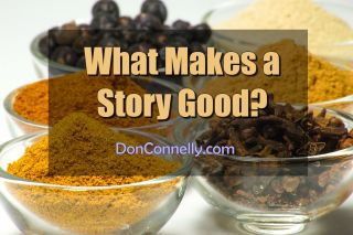 What Makes a Good Story