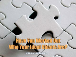 Who Is Your Ideal Client