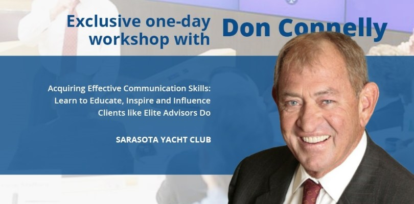 Workshop with Don Connelly