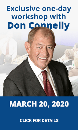 A full-day workshop with Don Connelly - March 20, 2020