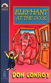 Elephant at the Door book cover