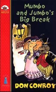 Mumbo and Jumbo's Big Break book cover