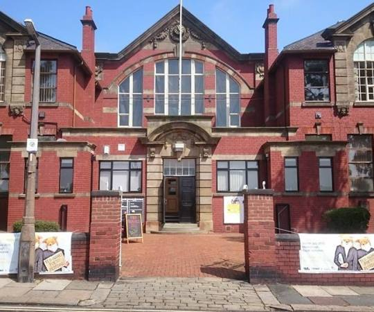 Ted Hughes Project Takes over Mexborough's Old Grammar School