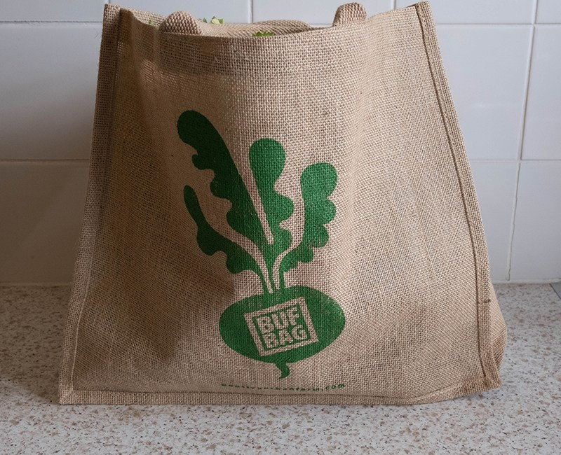 Faster, Cheaper & Healthier Than A Takeaway: BUF Bag Meal #1