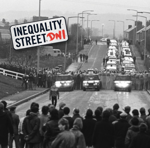 Inequality Street CD