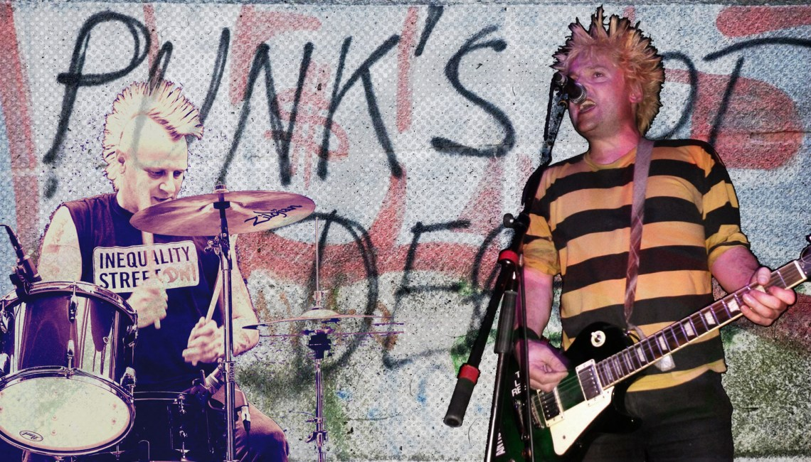 Donny Punk's Not Dead…  A Tribute
