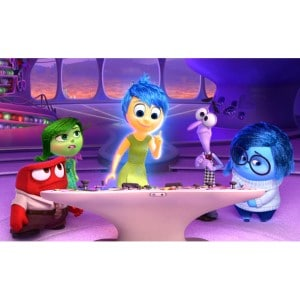 In the movie Inside Out you can learn more on using the right colors for the right emotions