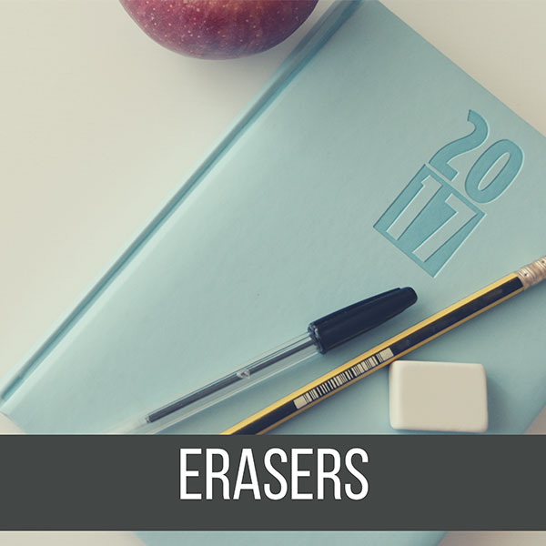 Recommended Erasers for your Pencil Drawings, including Colored Pencils! by Don Corgi
