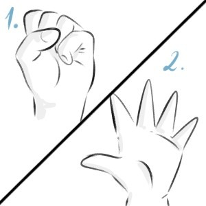 Make a Fist and Release! A wonderfully simple exercise to flex those hand muscles