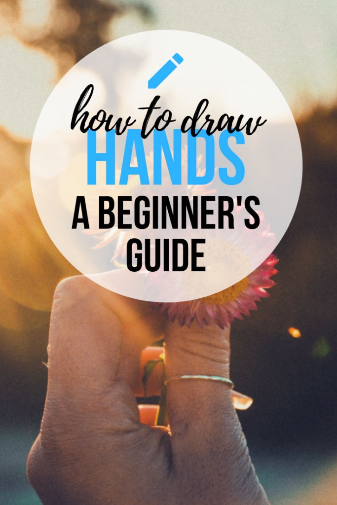 Learn How to Draw Hands one step at a time in this complete beginner's Guide! Draw Hands the easy way.