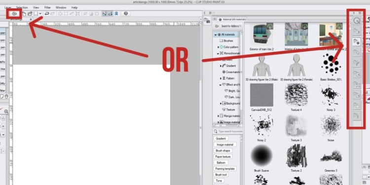 How to Download Brushes from Clip Studio Assets - the easy way!