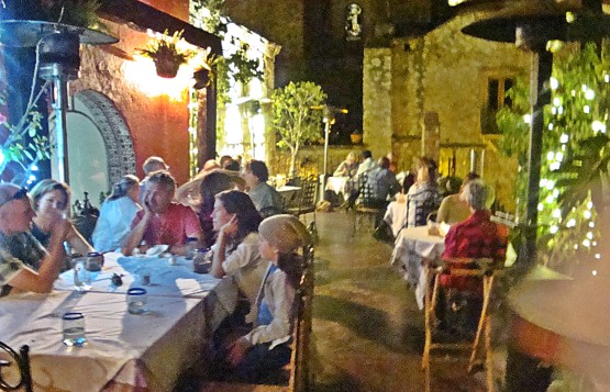 La Posadita wins the SMART award as San Miguel's favorite restaurant.