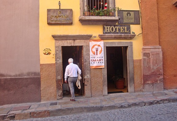 San Miguel's first choice for favorite restaurant is…
