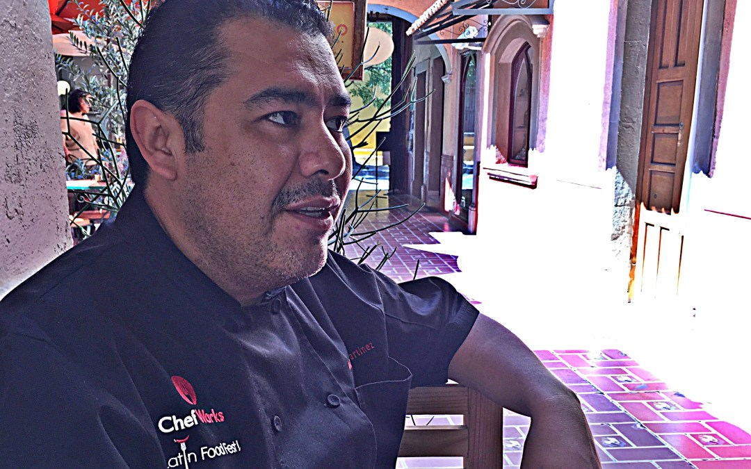 The famous San Miguel chef you may never have even heard of.