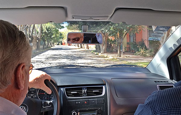 hacienda driving in
