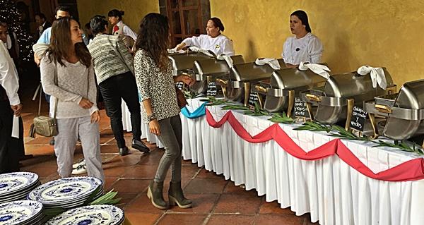 hacienda steam tables