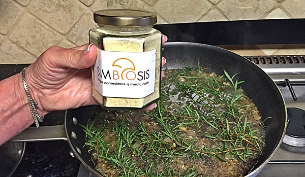 mushrooms simbiosis powder