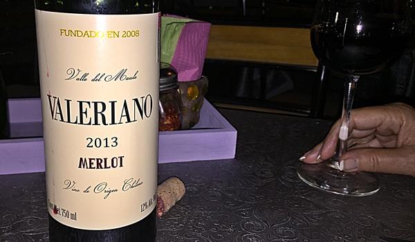 osteria wine