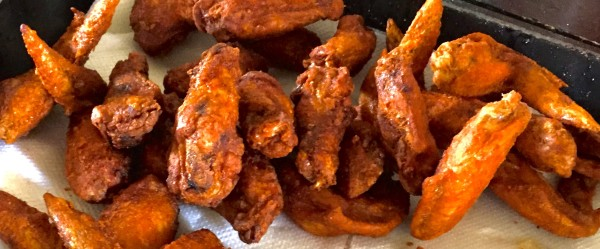 Shuffling off to ChupAlitas for some very tasty wings.