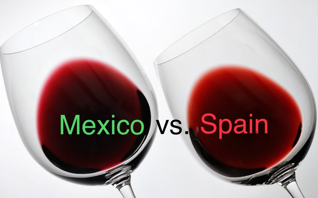 Mexican wines make a little history. Right here in San Miguel.