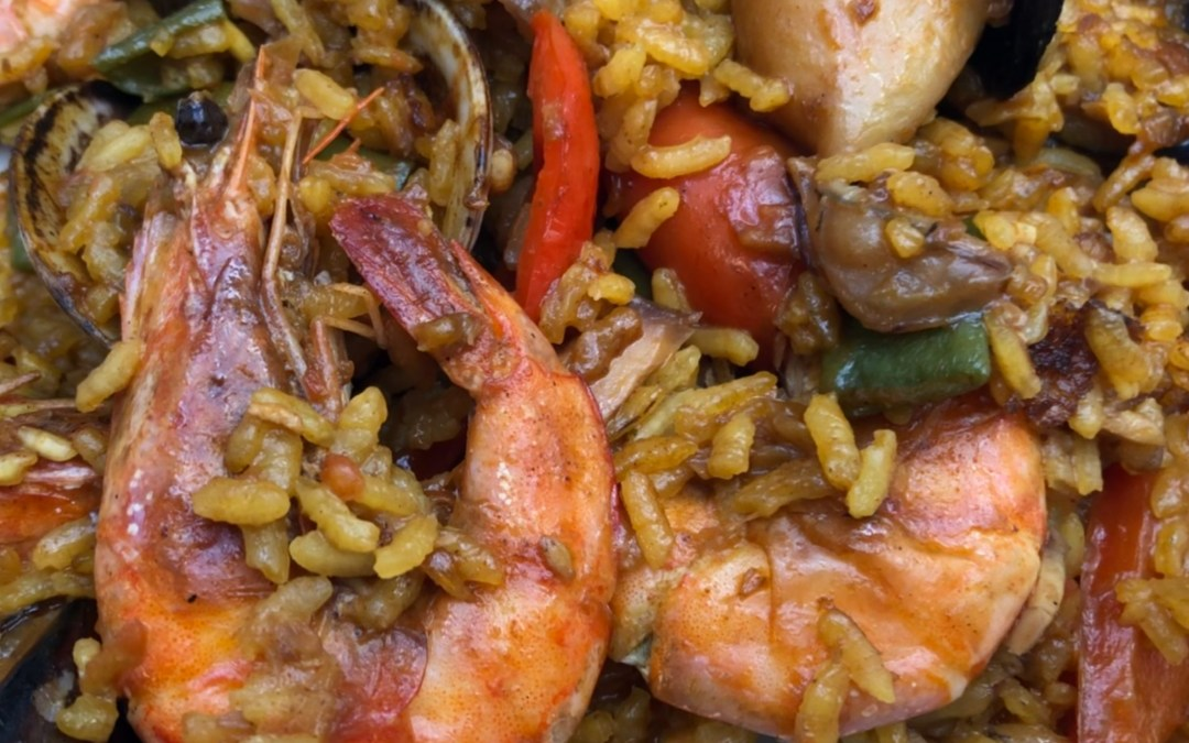I have found my new palace of paella.