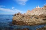Arrecife de las Sirenas y Faro del Cabo de Gata