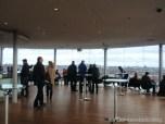 Y en la cumbre del edificio Guinness, el Gravity Bar. 360º de estancia y vistas a Dublín.