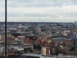 Vistas de Dublín y alrededores desde el Gravity Bar