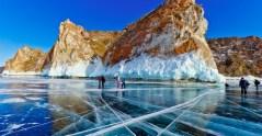 Lago Baikal -Siberia EUROPA