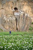 Monasterio de Phuktal, India ASIA
