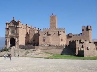 Castillo de Javier , Navarra EUROPA