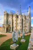 Palacio Episcopal de Astorga (España) EUROPA