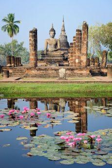 Sukhothai, Tailandia ASIA