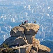 Monte Burkhansan -Seúl |ASIA|