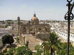 Jerez de la Frontera en Cadiz -España- EUROPA