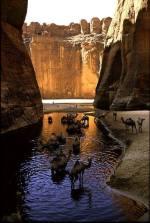 Oasis de Archéï, África